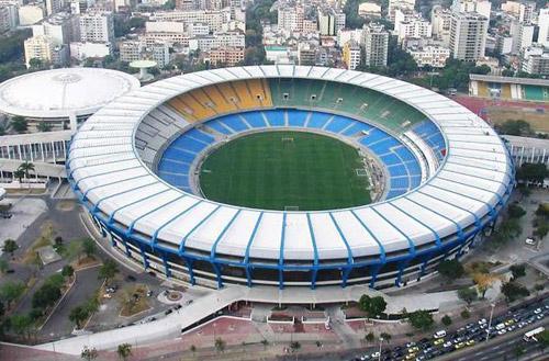 Olympic Venues, Rio de Janeiro, Brazil