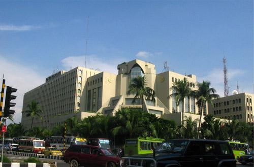 Hilton Hotel, Dhaka, Bangladesh