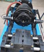 Idle Trial Run of Our Rebar Thread Rolling Machine