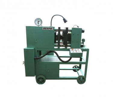 GD-150 Full automatic Rebar End Upset Forging Machine