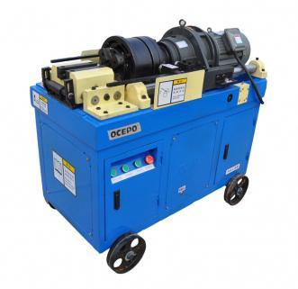 AGS-40Z Auto Rebar Thread Rolling Machine