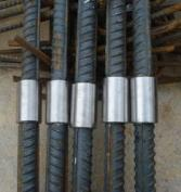 Rebar Rib-peeling and Thread Rolling Connection Technology