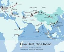 The Second Belt and Road Forum for International Cooperation is holding in Beijing