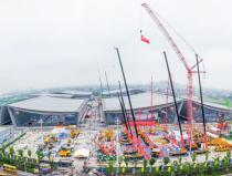 The first Changsha International Construction Machinery Exhibition was held in Changsha