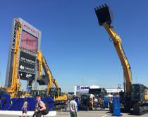 The 20th Russia International Exhibition on Construction and Construction Machinery