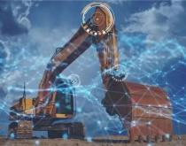 Digital hydraulic power engineering machinery change lane overtaking