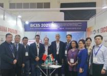 BICES 2021 press conference held in India