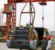 Lovol Construction Machinery-One Belt and One Road