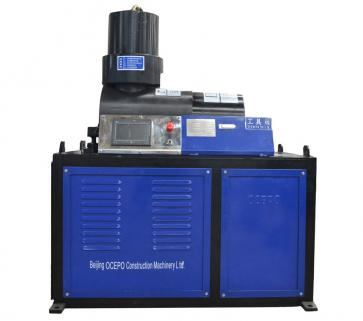 AGD-40/45 CNC Full Auto Double-Cylinder Rebar Upset Forging Machine